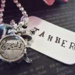 Dog Tag-personalized Neckl..